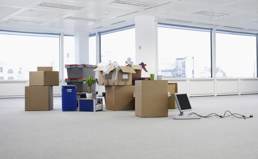 Пренасяне на дома и офиса