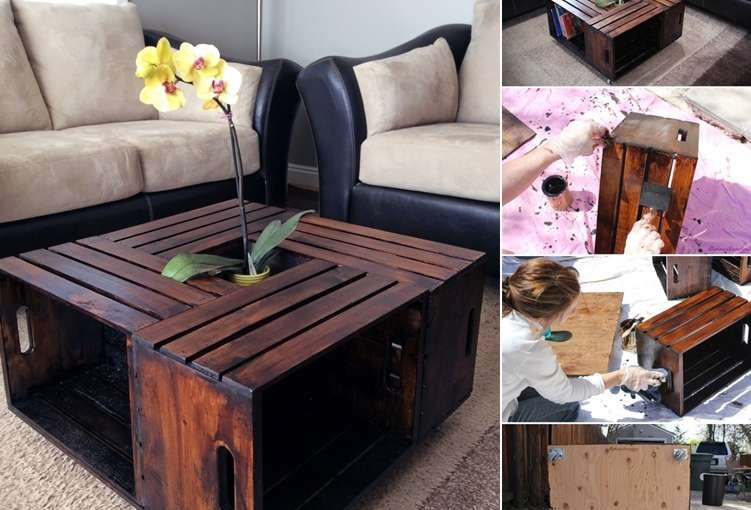 Какво да правя със старите мебели у дома